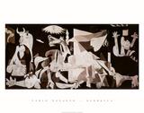 Guernico, Pablo Picasso, Art Print