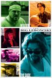 Big Lebowski, citater, på engelsk Posters
