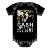 Infant: Johnny Cash - Cash and The King Creeper Shirts