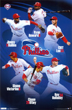 Phillies Collage Print