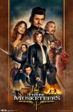 Three Musketeers Movie (2011) Prints