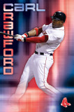 Boston Red Sox Carl Crawford Sport Poster Print Posters