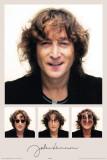 John Lennon Trio Print