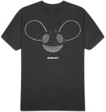 Deadmau5 - Logo w/Silver Foil V&#234;tement