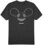 Deadmau5 - Logo w/Silver Foil T-Shirt