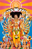 Jimi Hendrix - Bold as Love Posters