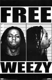 Lil Wayne -- Free Weezy Prints