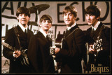 Beatles Band Print