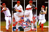 Phillies Pitches Poster