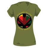 Juniors: Ziggy Marley - Forward to Love Shirts