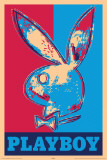 Playboy Art Logo Prints