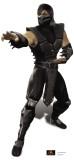 Mortal Kombat - Smoke Cardboard Cutouts