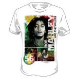 Bob Marley - 56 Hope Road Rasta T-Shirts