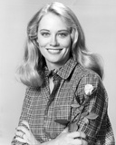 Cybill Shepherd - The Yellow Rose Photo