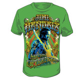 Jimi Hendrix - Are You Experienced T-shirts