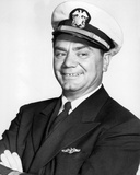 Ernest Borgnine - McHale's Navy Photo