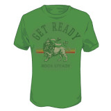 Ziggy Marley - Get Ready Tshirts