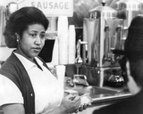 Aretha Franklin - The Blues Brothers Photo