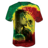 Bob Marley -Rasta Smoke Vêtements
