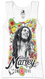 Juniors: Tank Top - One Love Flower Vêtement