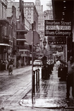 &quot;Bourbon Street&quot; in New Orleans Poster