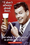 Stay Drunk My Friends - Poster
