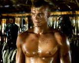 Dolph Lundgren - Red Scorpion Photo