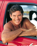 David Hasselhoff - Baywatch Photo
