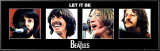The Beatles- Let It Be Print