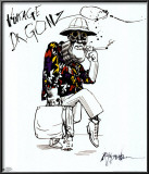 Fear And Loathing In Las Vegas Photo by Ralph Steadman