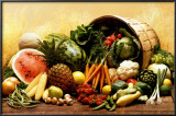 Fruit and Vegetables Posters