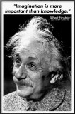 Einstein - Imagination Prints