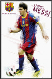Barcelona - Messi Poster
