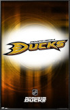 Ducks Logo 2010 Poster