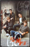 Big Time Rush - Guys Prints