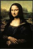 Mona Lisa Poster by Leonardo da Vinci 