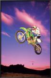 Motocross Air Prints
