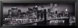 Manhattan Kunstdrucke von Richard Berenholtz