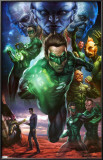 Green Lantern - Corp Posters