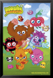 Moshi Monsters - Group Posters