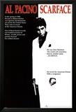 Scarface avec Al Pacino Affiche