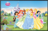 Disney Princesses Prints
