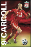 Liverpool - Carroll 2011/12 Print