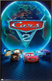 Cars - 2 (One Sheet) Poster