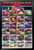 Cars 2 - Profiles Affiches