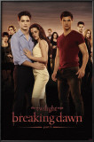 Twilight 4 - Breaking Dawn - Group Pôsters