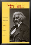 Frederick Douglass Poster