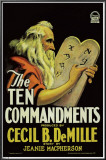 Ten Commandments Prints