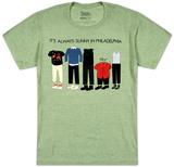 It&#39;s Always Sunny In Philadelphia - Outfits (Slim Fit) Shirts