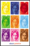 John Lennon (Pop Art) Prints